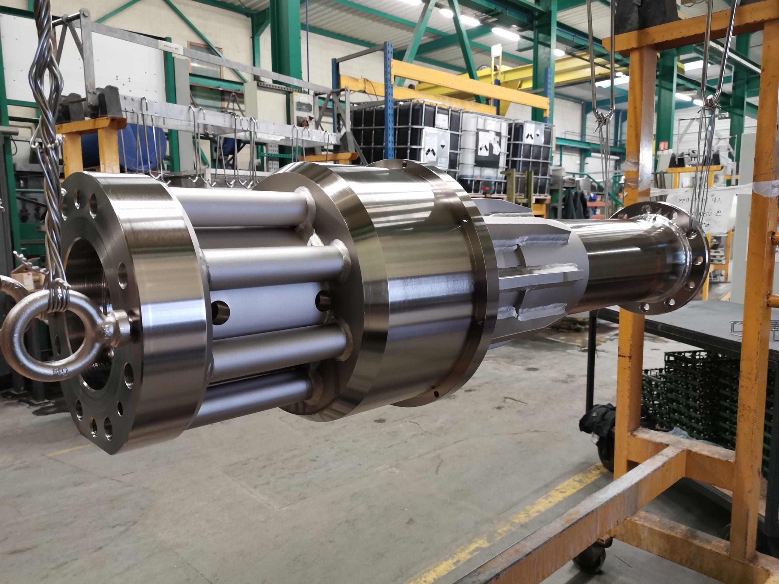 Chemisch nikkel met hoog fosforgehalte, voor een optimale bescherming tegen corrosie tot 1000 uur in zoutnevel.