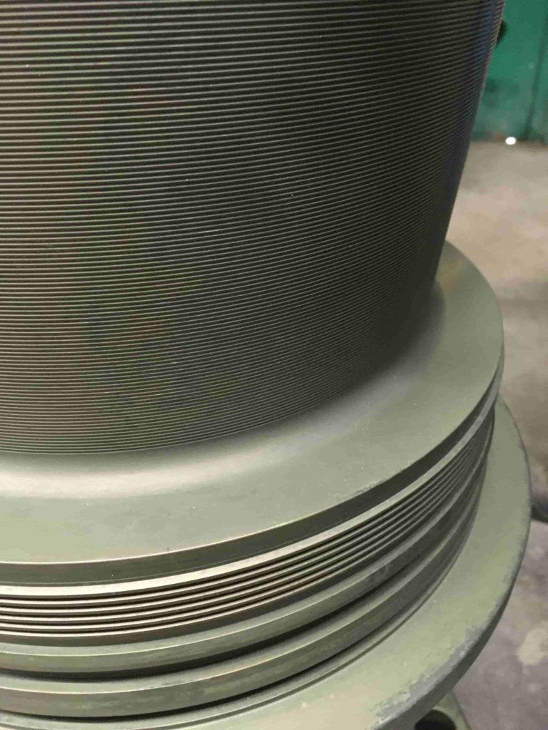 De diffusie zal een uitzonderlijke bescherming bieden tegen corrosie terwijl het de oppervlaktehardheid verhoogt.
