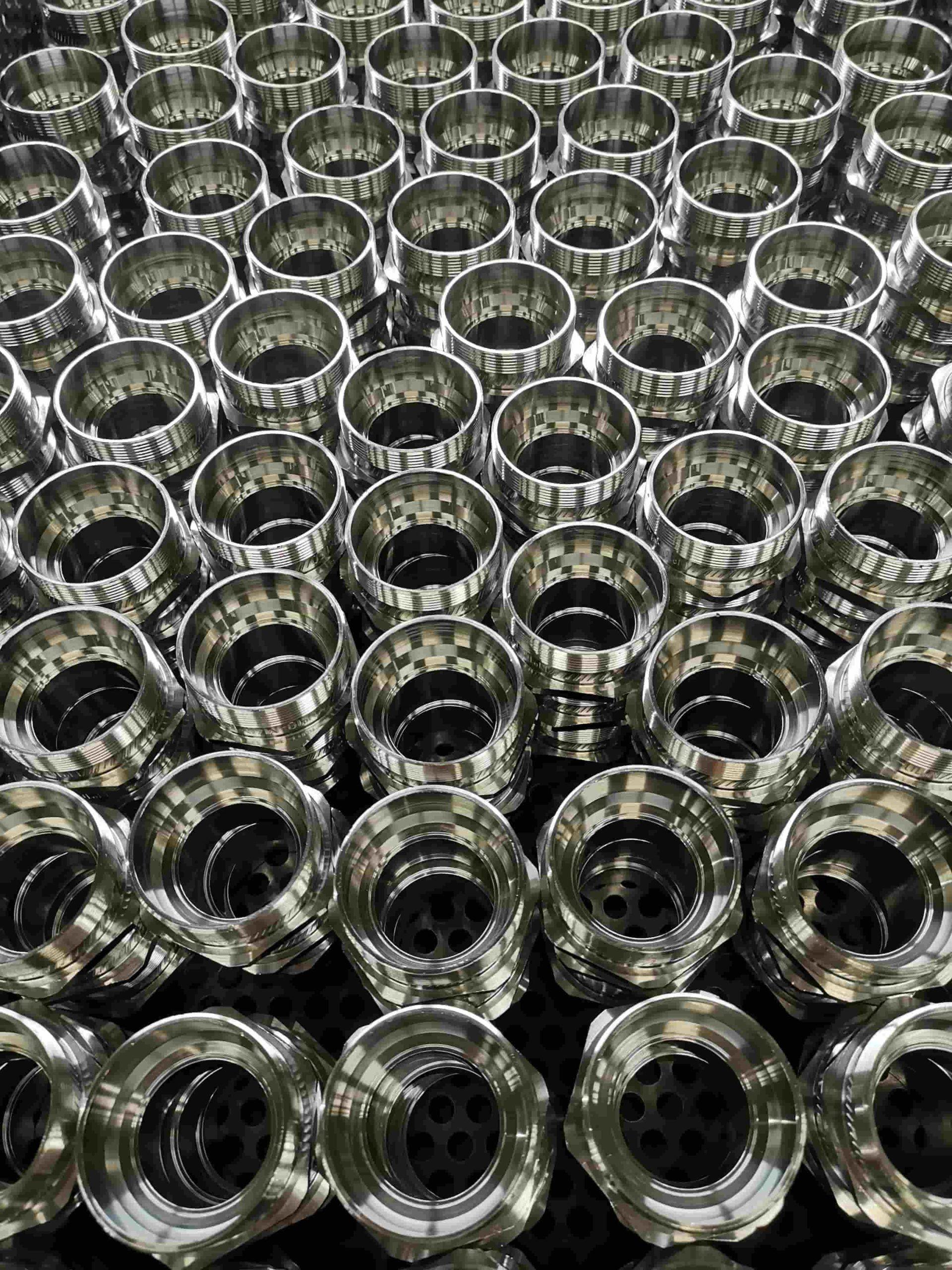 Le nickelage chimique, une protection anticorrosion simple et durable afin de conserver vos pièces dans le temps.